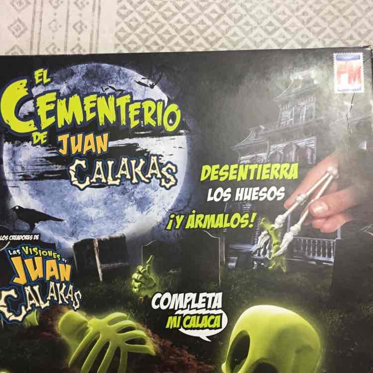 Walmart San Marcos Izcalli: Cementerio Juan Calakas