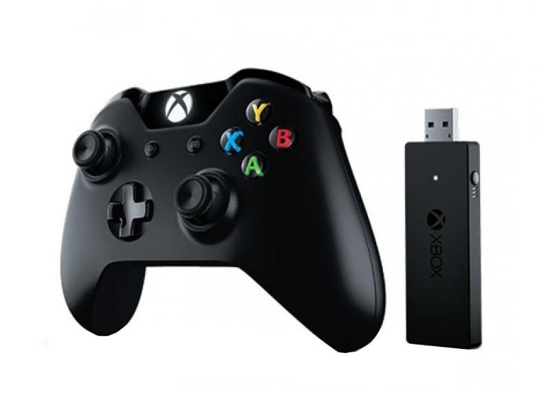 Best Buy: Control Xbox One + Adaptador Wireless a $1,049