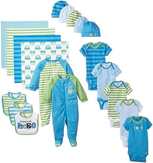 Amazon: Paquete de 19 piezas gerber bebé