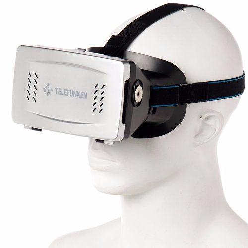 Telefunken en Mercado Libre: Lentes De Realidad Virtual Telefunken ENVIO GRATIS