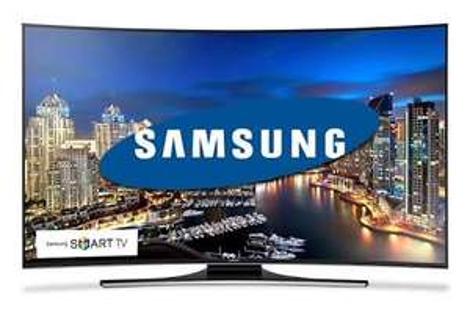 "Soriana: Pantalla LED Curva Smart TV Samsung 55"" UHD, 4K"