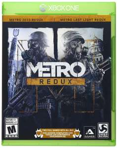 Amazon México: Metro Redux (Last Light + 2033) para Xbox One