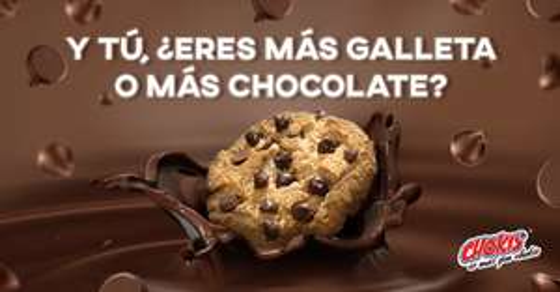 Oxxo: Chokis gratis en la compra de otras galletas (con cupón)