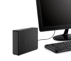 Amazon: disco duro externo 5TB Seagate USB 3.0, STEB5000100, envío gratis