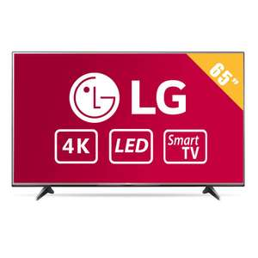 Walmart en línea: TV LG 65 Pulgadas 4K Ultra HD Smart TV LED