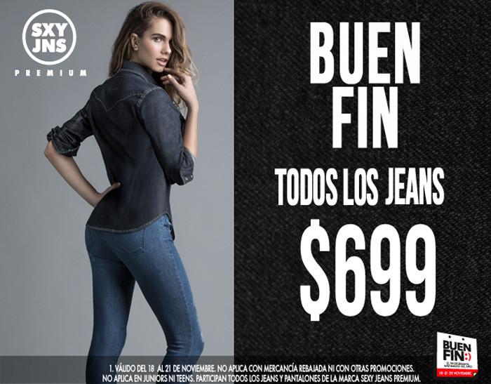 El Buen Fin 2016 en Sexy Jeans, Men's Fashion, Bruno Corza y P.S.