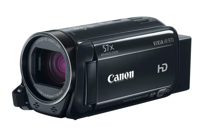 Amazon MX: Cámara Canon Vixia HF R70