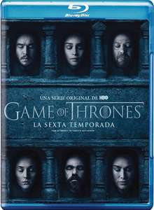 Amazon MX: Game of Thrones Temporada 6 Bluray