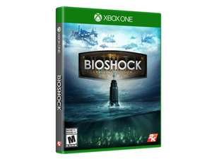 Liverpool en linea: XBOX ONE BIOSHOCK REMASTERED $607
