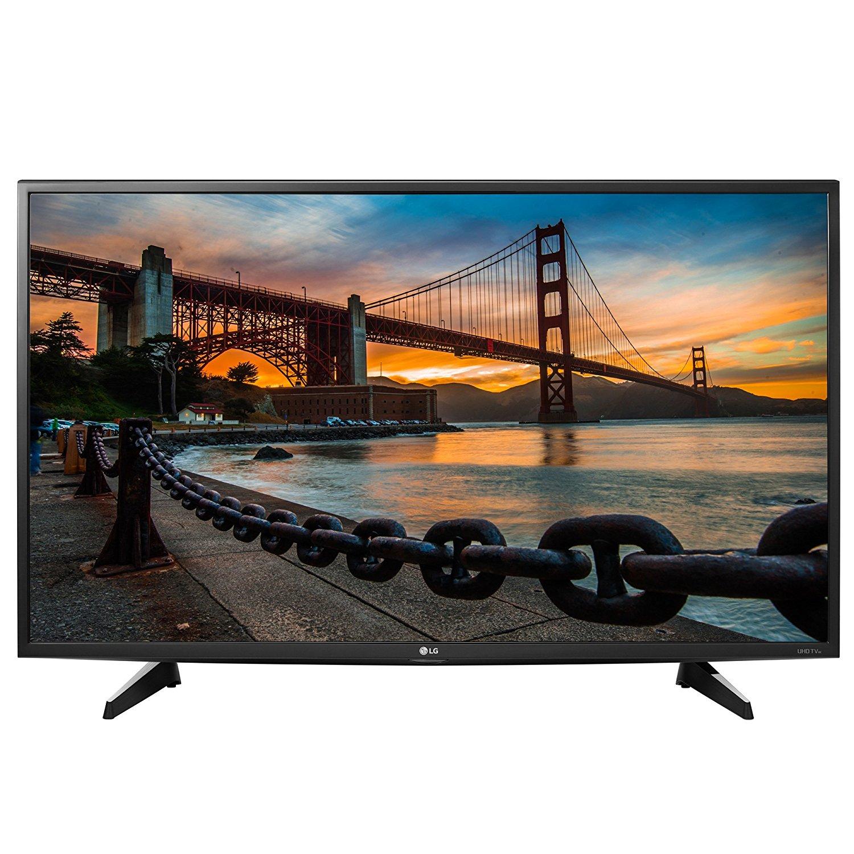 "Amazon: LG Smart TV 43"" 4K HDR 120 Hz"