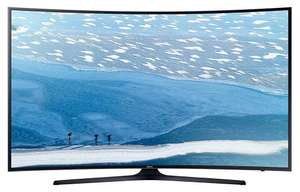 Amazon: Samsung UN50KU6000 Televisor Smart Tv Ultra HD 50