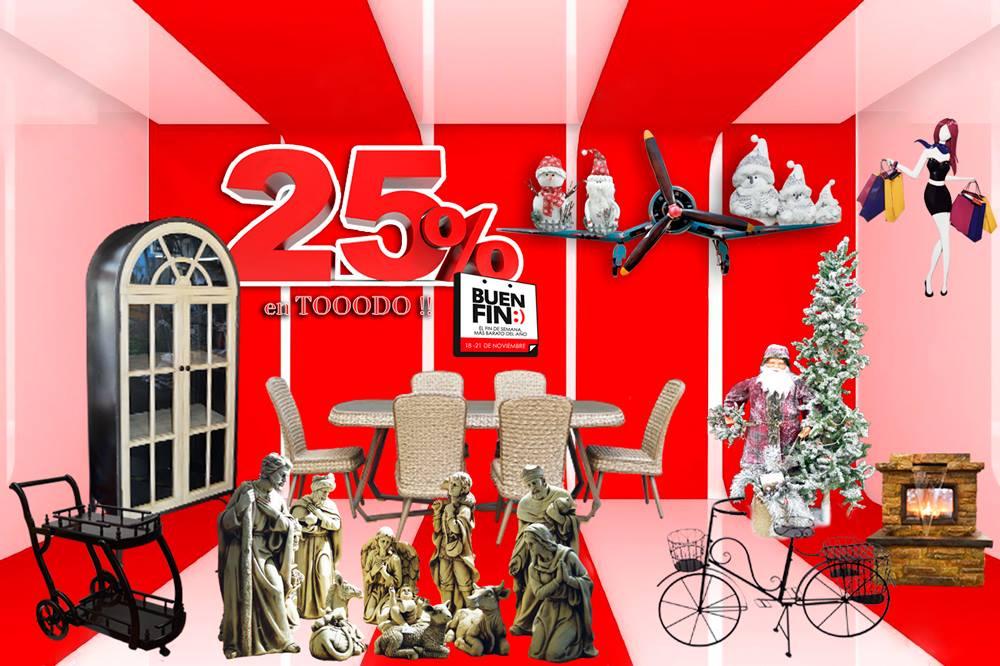 Promociones del Buen Fin 2016 en Galerías El Triunfo