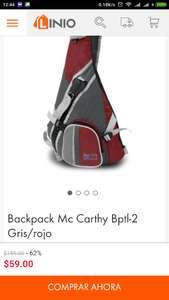 Linio: Backpack McCarthy