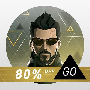Google Play y App Store: Deus Ex Go con 80% de descuento
