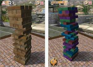 Juego Jenga para iPhone, iPad y iPod Touch gratis