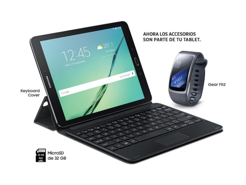 Liverpool: Samsung s2 + gear + teclado+ sd 32gb.