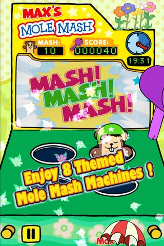 Juego de Max y Ruby para iPhone y iPad gratis