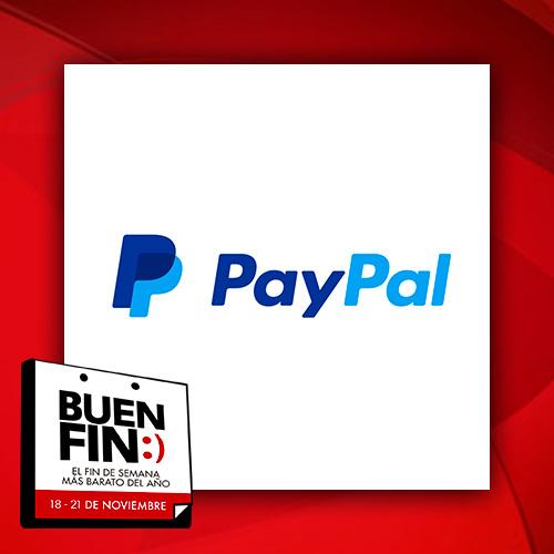 Promociones del Buen Fin 2016 en Paypal