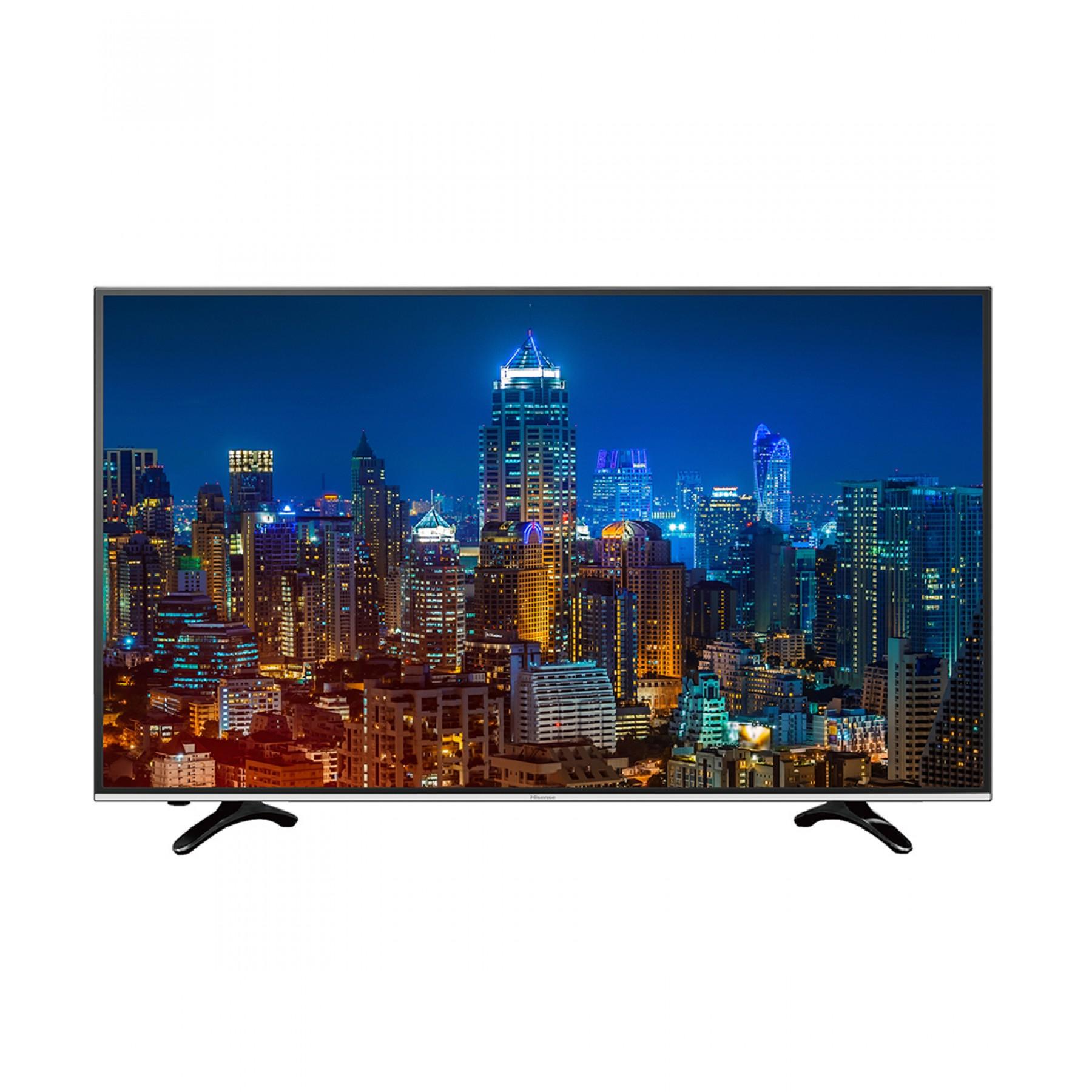 """Palacio de Hierro: pantalla Hisense 43"""" Led Ultra HD Smart TV  43H7C"""