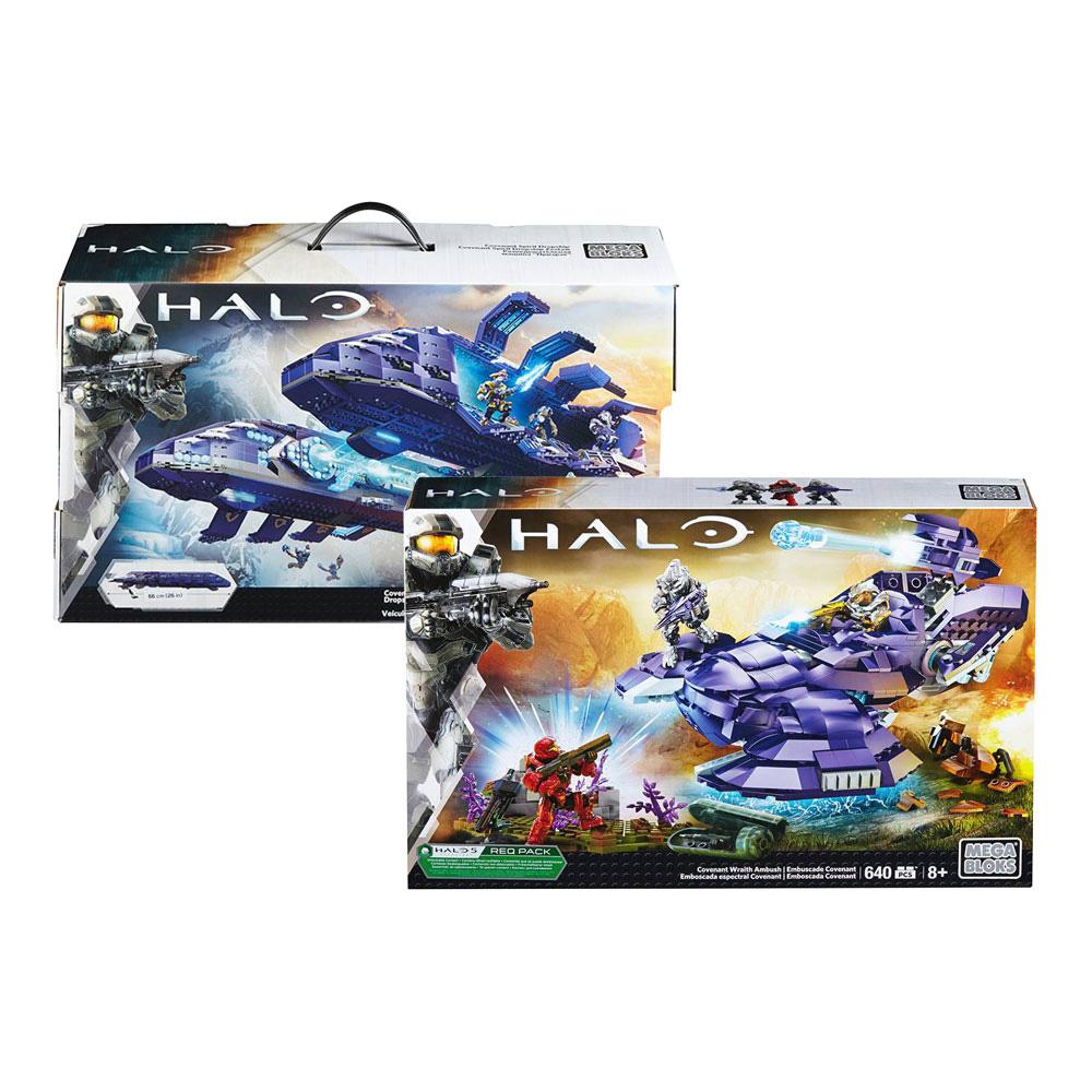 El Buen Fin en Walmart: Paquete Mega Bloks Halo Covenant Spirit y Emboscada Espectral de $3,800 a $999.00