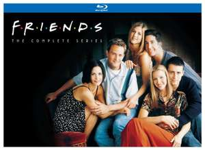 El Buen Fin en Amazon: Friends, Temporadas 1-10 [Blu-ray]