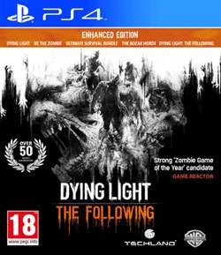 Mixup en linea: dying light the following para PS4 y xbox one