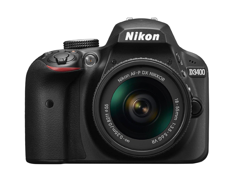 Buen Fin 2016 Amazon: Nikon D3400 (Banorte $5,984)