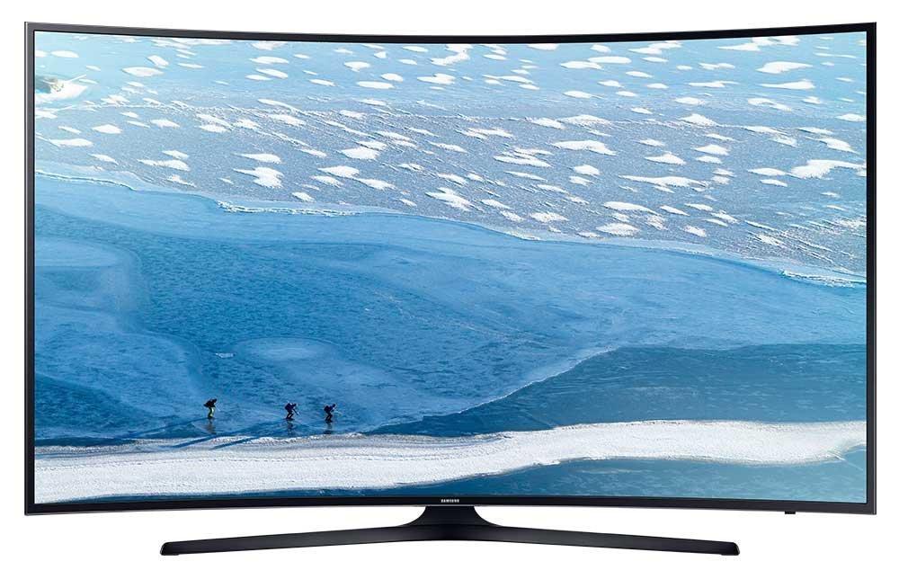 """El Buen Fin 2016 en Amazon: Pantalla Samsung 55"""" UHD, curva, HDR Pro UN55KU6300FXZX"""