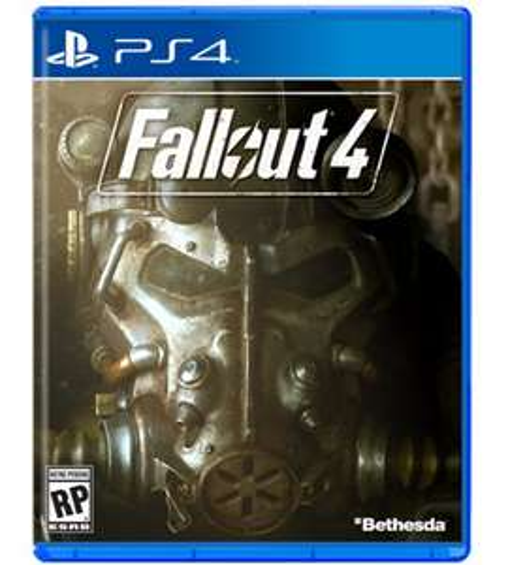 Ofertas del Buen Fin 2016 en Palacio de Hierro: Fallout 4 para Xbox one y PS4 a $ 384.30