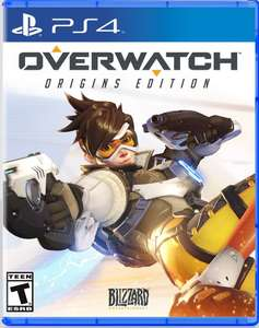 Amazon: Overwatch para PS4/Xbox One