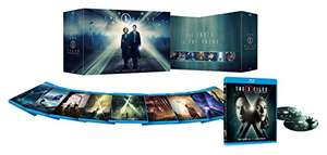 Amazon: The X-Files: Complete Series Collector's Set + The Event Bundle [Blu-ray] (Las 10 temporadas)