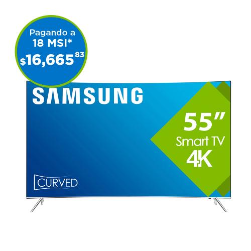 (hasta $15,544 con promociones) Buen Fin 2016 Sam's Club: Samsung un55ks7500 4k Suhd (puntos cuanticos) Hdr Premium (1000nits) Curvo, panel de 10Bits, superslim de lo mejor de Samsung.