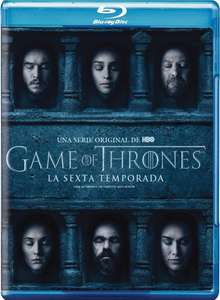 Buen FIn 2016 Amazon: Temporada 6 Game of Thrones a $299.50