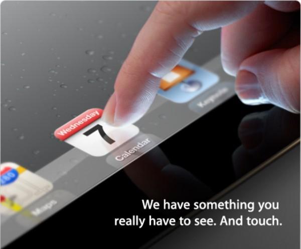 Se presentará la iPad 3 el 7 de marzo. Sugerimos no comprar iPad por ahora