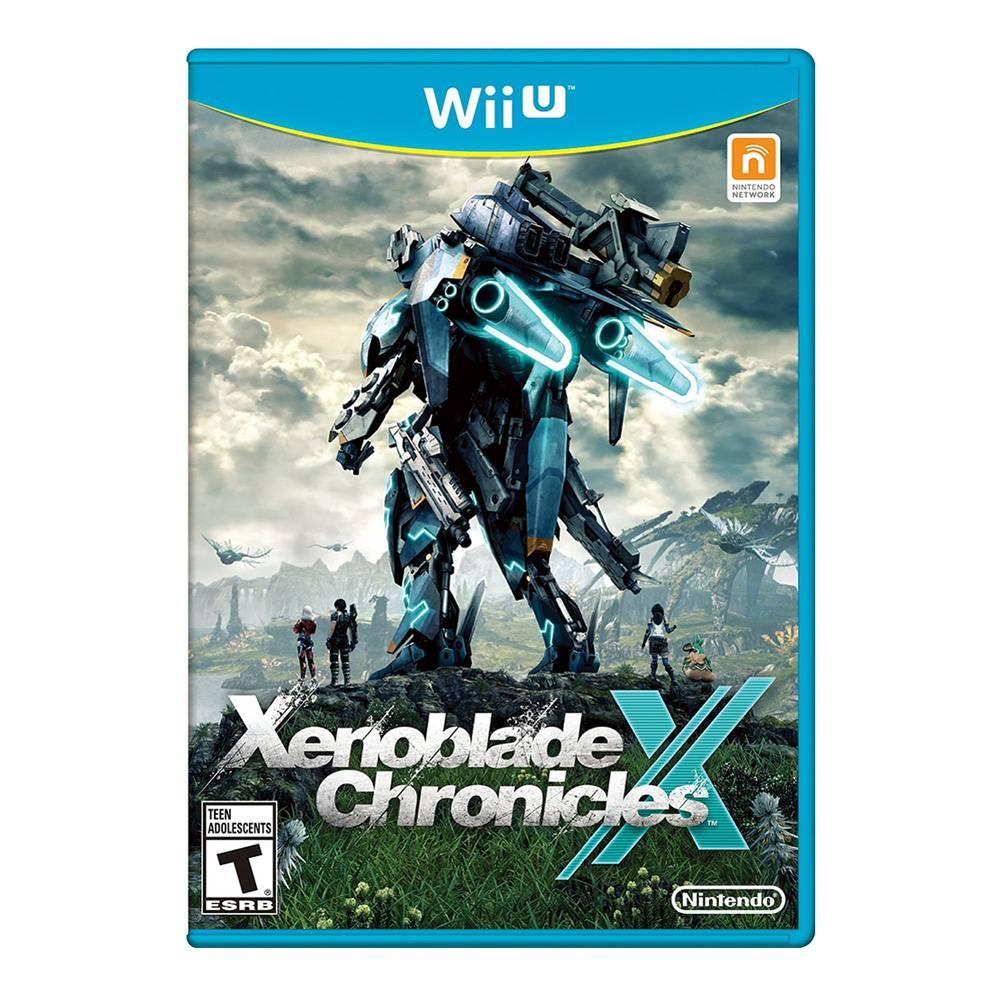 Buen Fin 2016 Amazon: Xenoblade Chronicles X Wii U a  $499
