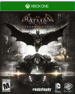 Buen Fin 2016 Amazon: - HURRY UP - Batman: Arkham Knight - Xbox One y PS4 - Standard Edition
