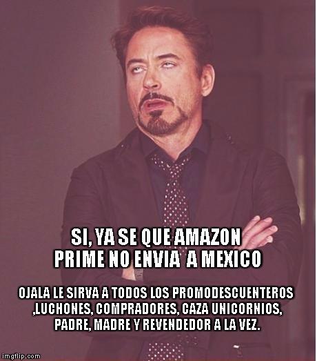 Amazon USA: 1 Año de Amazon Prime De $99 a $79 USD Solo Hoy