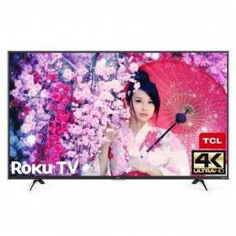 """Linio: REACONDICIONADO Roku TV TCL 55UP120 de 55"""" LED UHD 4K 3840 x 2160p 120Hz Roku streaming-Negro"""