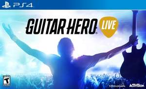 Buen Fin 2016 Amazon: PS4 Guitar Hero Live $899