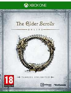 Buen Fin 2016 Amazon: The Elder Scrolls Online Tamriel Unlimited - Xbox One