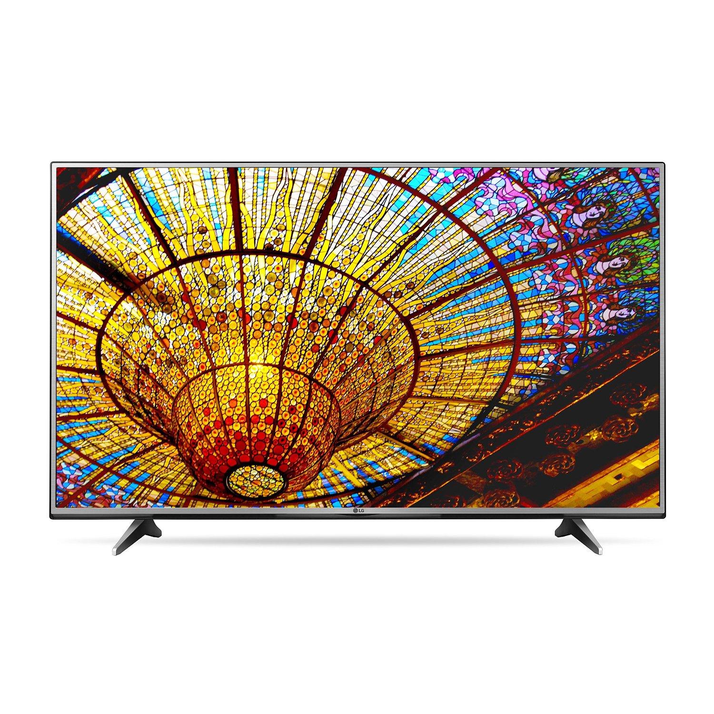 """Amazon México - LG 49UH6030 - Smart TV 49"""", LED 4k, color negro (Modelo 2017) con Cupón Banorte"""