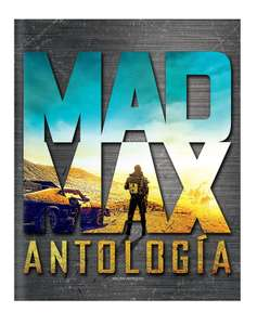 Buen FIn 2016 Amazon MX: Antología de MAD MAX BluRay
