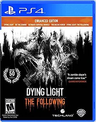 Buen Fin 2016 Amazon México: Dying Light Enhanced Edition para ps4 o Xbox One
