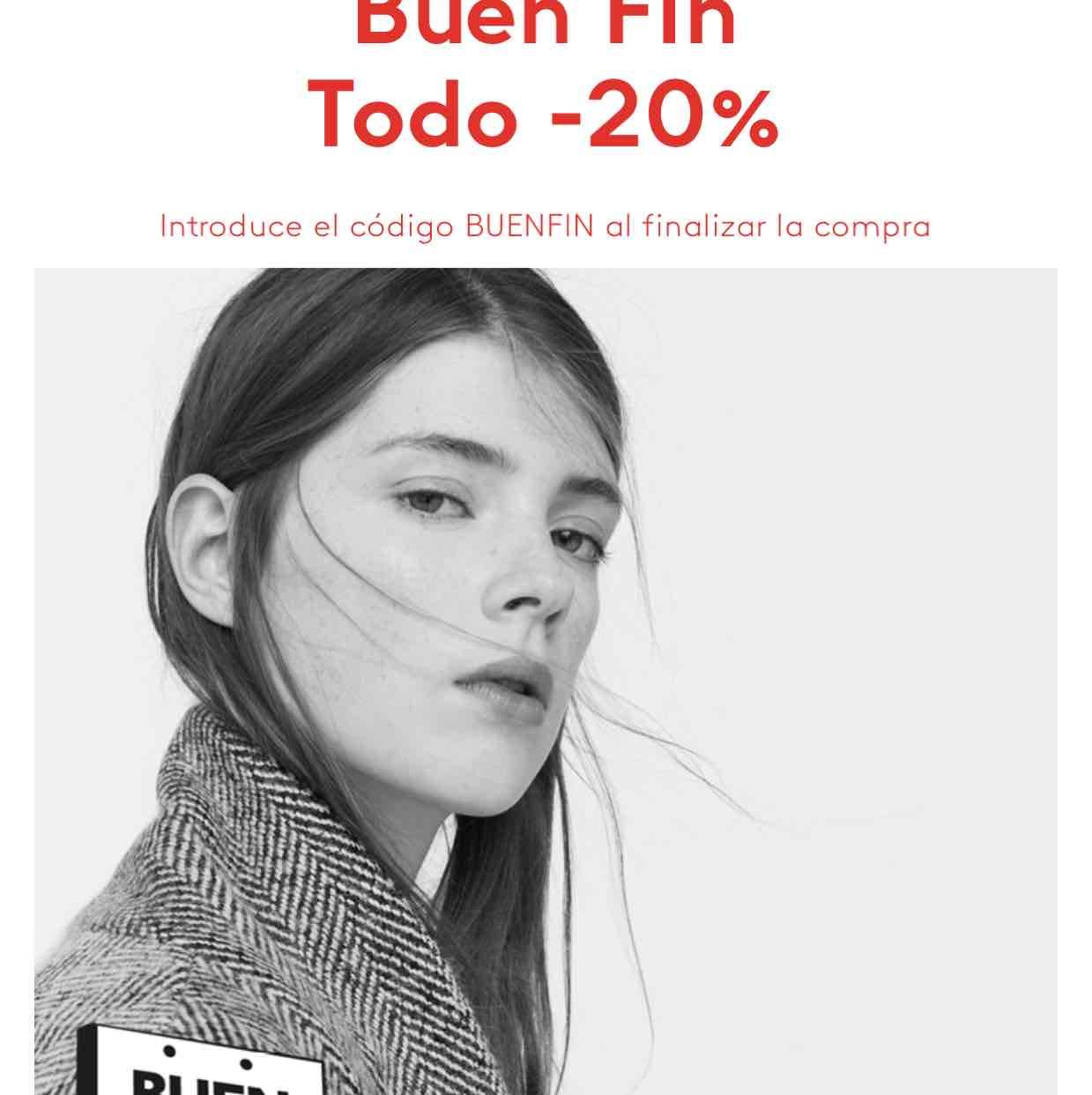 Buen Fin Mango: 20% de descuento en toda la tienda en línea