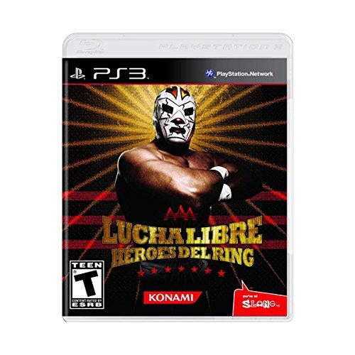 Buen Fin 2016 Amazon: Lucha Libre AAA: Heroes de Ring - PlayStation 3 - Standard Edition
