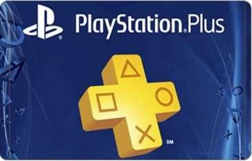 Target: suscripción 1 año PlayStation Plus $40 dólares (se envía código por mail)