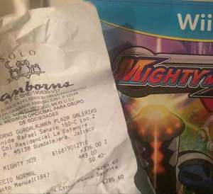 Sanborns Buen Fin: Mighty No.9 Wii U