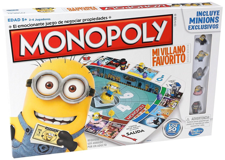 Amazon y Walmart: Monopoly Minions a $149