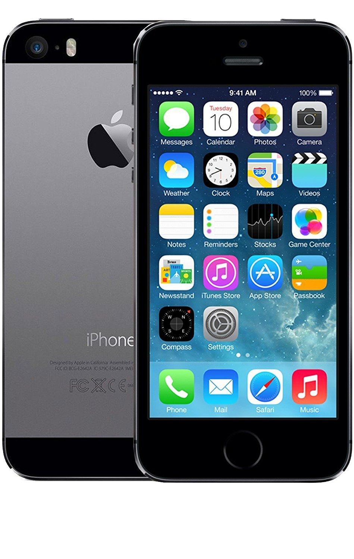 El Buen Fin 2016 en Amazon: iPhone 5s 16gb $4217.00 + 10% con banorte + MSI + 5% adicional