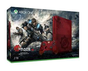 Best Buy: consola Xbox One S + 2TB GOW4 +